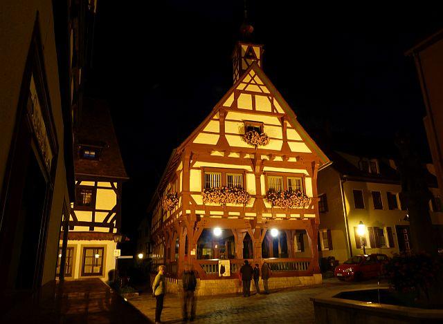 Donau Rathaus Mühlhausen