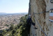 Klettersteig Via Ferrata Cavaillon