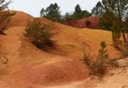 Colorado der Provence bei Rustrel