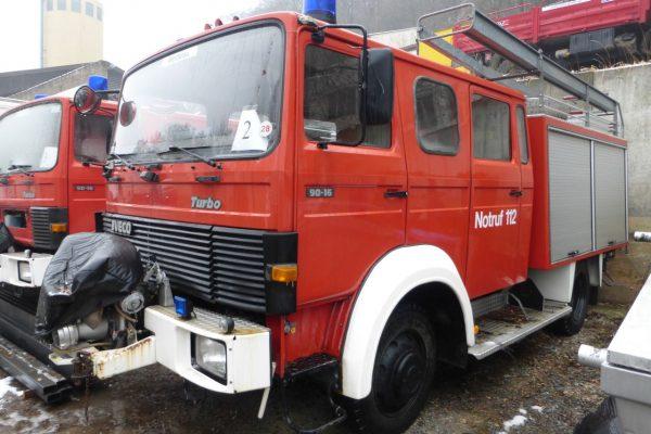 Iveco 90-17 Baujahr 1988